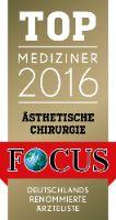 FOCUS Topmediziner Ästhetische Chirurgie