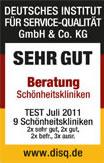 Deutsches Institut für Service-Qualität GmbH & Co KG Beratung 2011